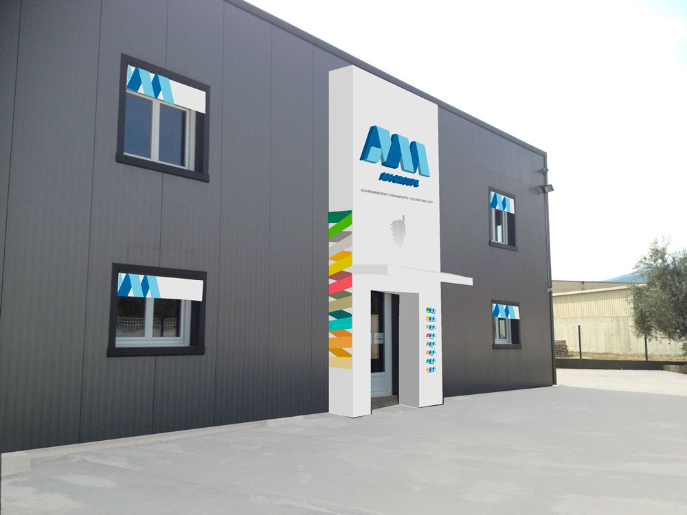 am groupe projet facade - AM groupe