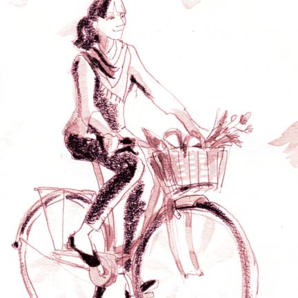 qualitair corse a velo 432x432 - Illustrations pour Qualitair Corse