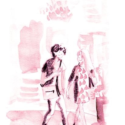 qualitair marche a pieds 411x411 - Illustrations pour Qualitair Corse