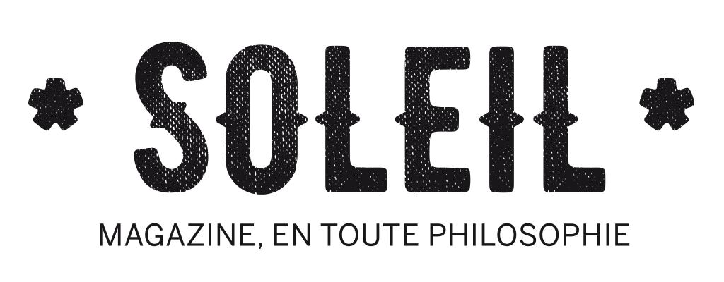 soleil magazine logo - Soleil magazine philosophique