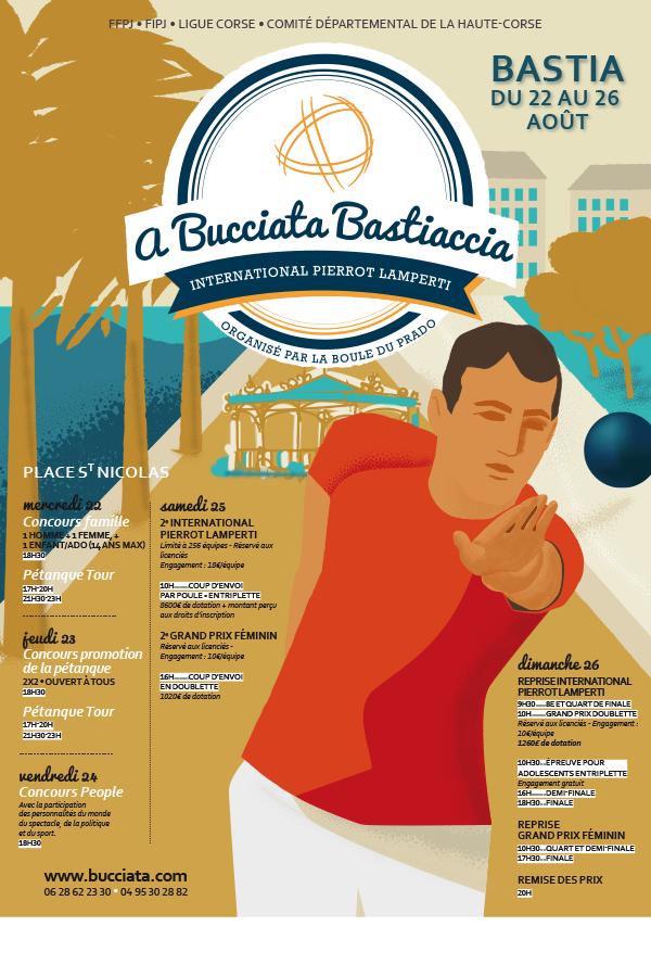 a bucciata affiche2018 - A bucciata Bastiaccia