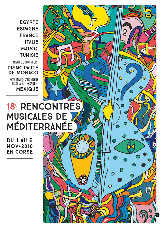 rencontres musicales de mediterranee 2016 - Rencontres musicales de Méditerranée