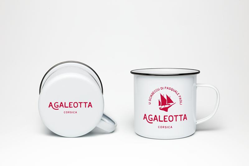 agaleotta mug - A galeotta