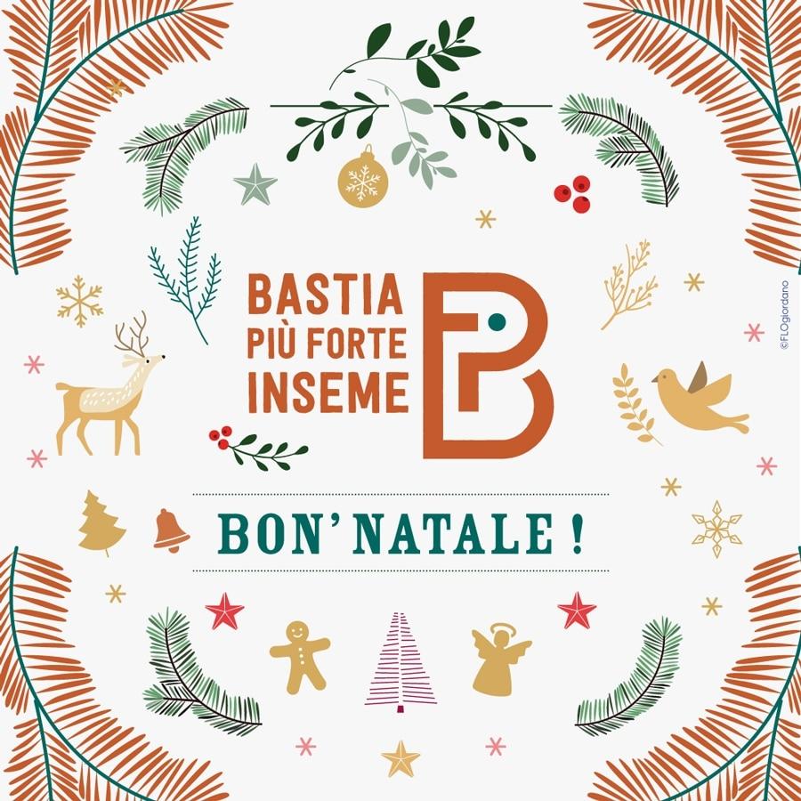 bastia piu forte inseme bonnatale19 900x900 - Campagne municipale de Pierre Savelli - Bastia mars 2020