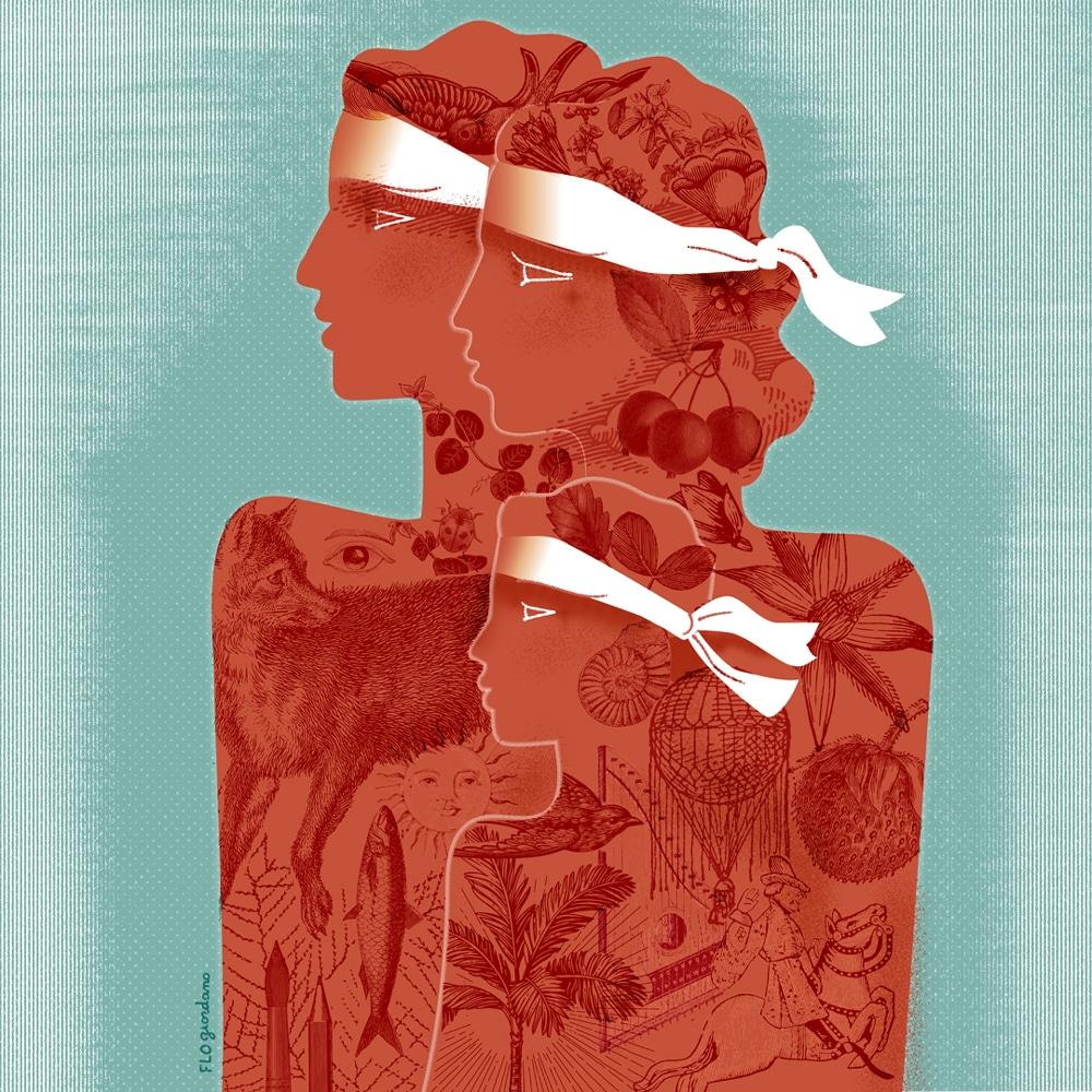 confinement avril2020 corsica stateincasa - Illustration du confinement  : la vie intérieure