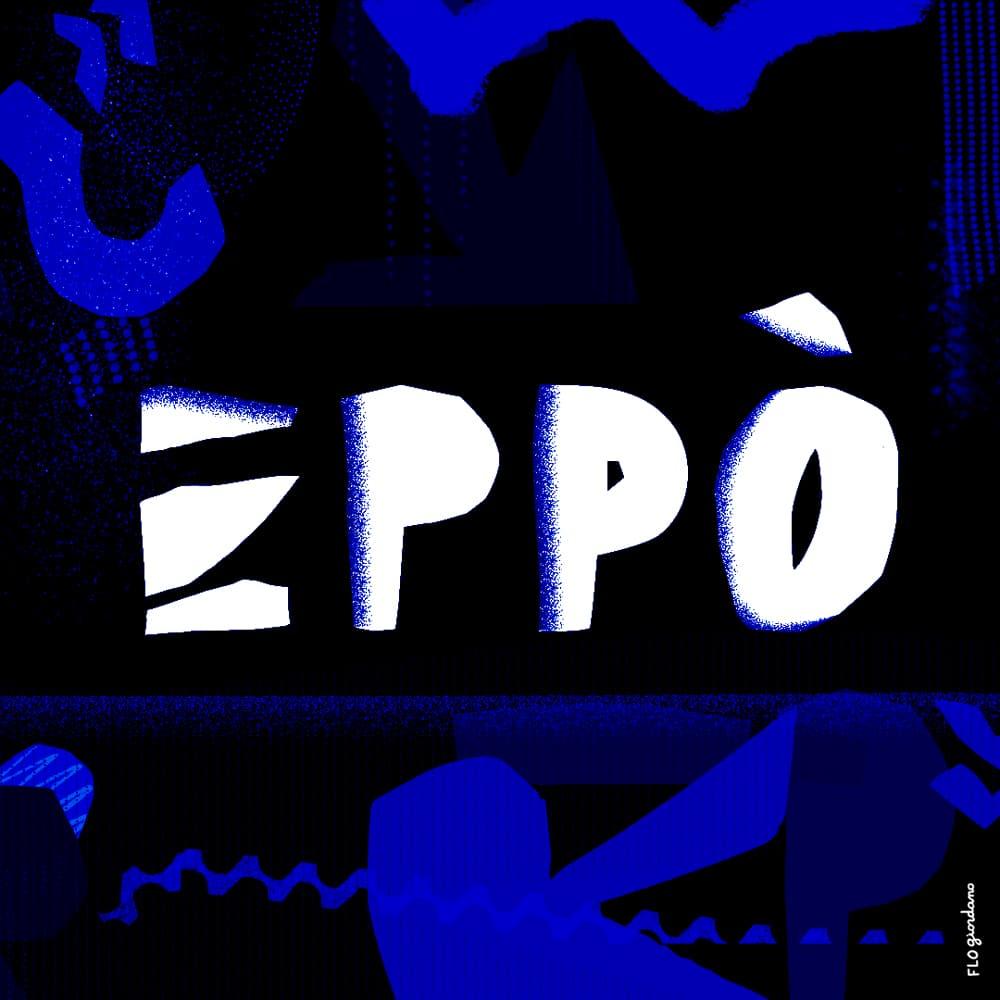 eppo blu graphice cover - Identité visuelle du groupe corse Eppò