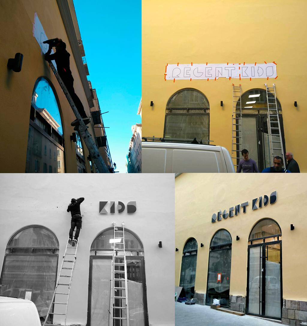regent kids facade - Régent Kids Bastia