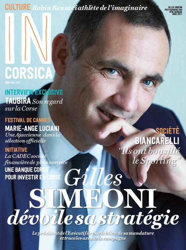 IN Corsica magazine