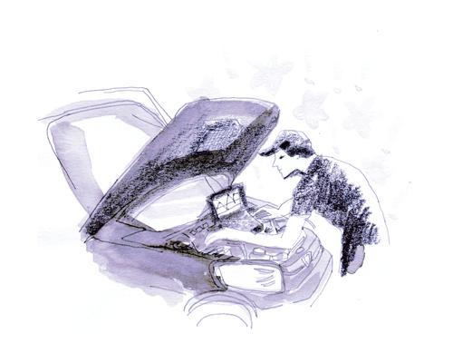 qualitair entretien - Illustrations pour Qualitair Corse