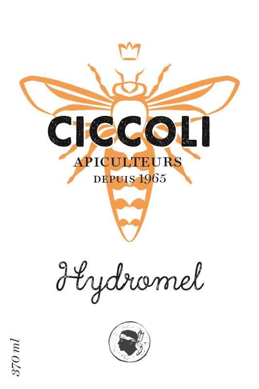 ciccoli hydromel - Logo Ciccoli Apiculteurs