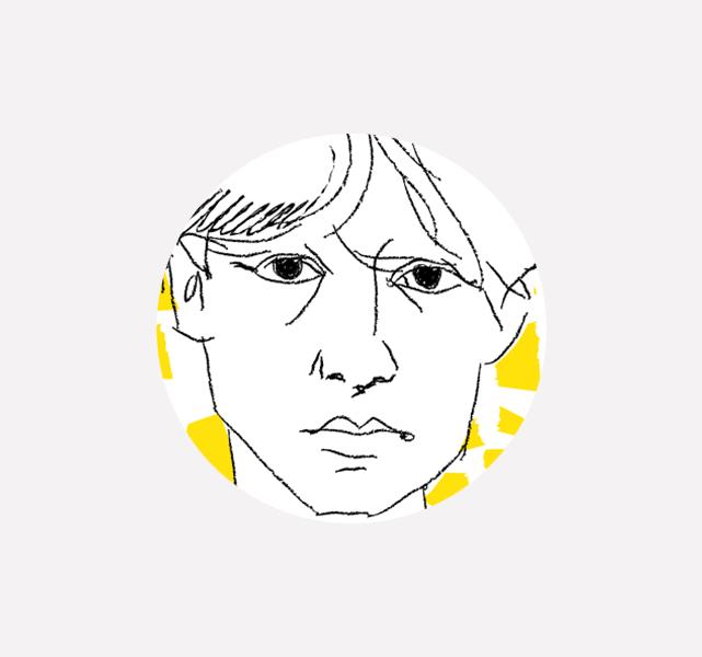Illustration digitale «Patricia»