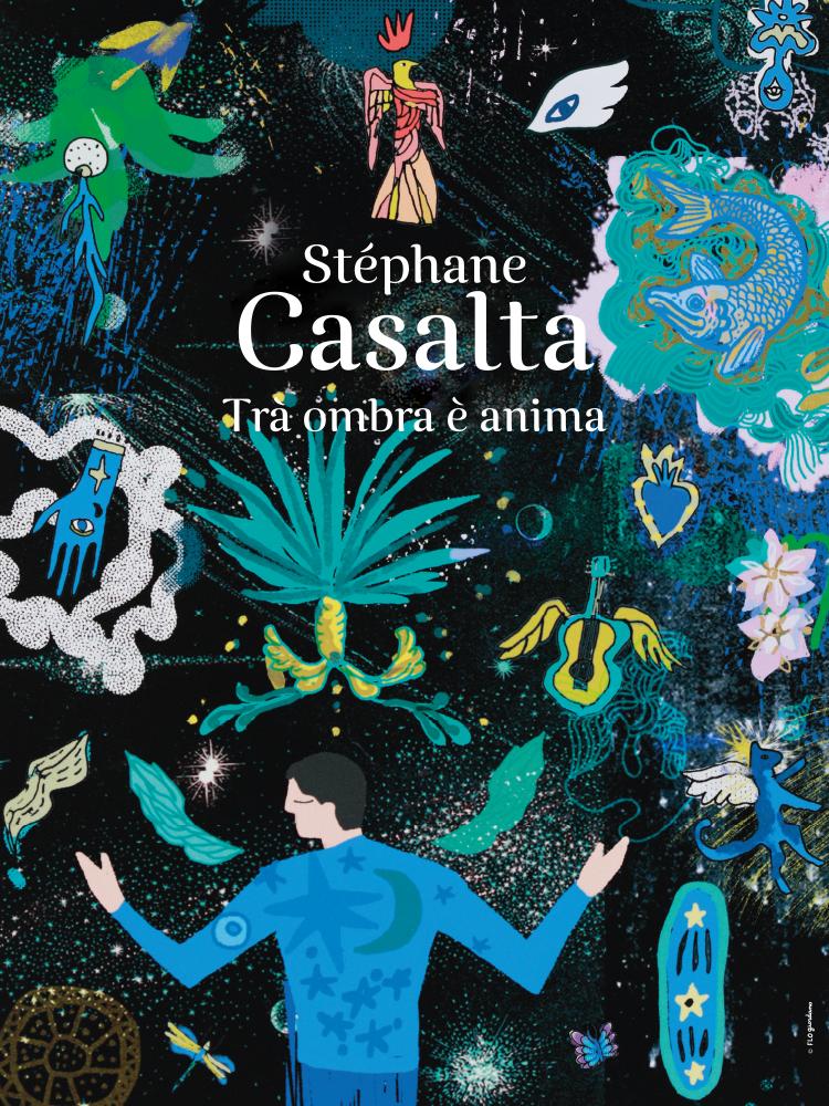 stephane casalta affiche tra ombre e anima - Album Stéphane Casalta